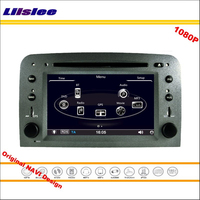 Liislee For Alfa Romeo 147 / GT 2005 Car Stereo Radio CD DVD Player GPS Navigation 1080P HD Screen System Original NAVI Design