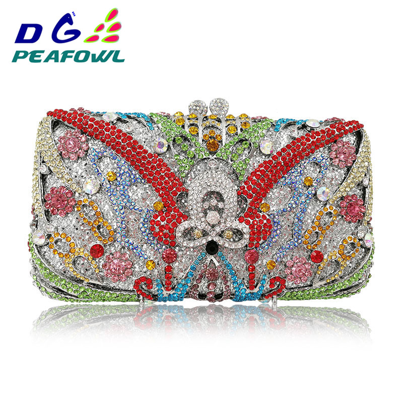 blue cant Hollow Out All Crystal Women Clutch Evening Hanging Toiletry Bag With Quality Female Party wallet Ladie Wedding Purse blue cant Hollow Out All Crystal Women Clutch Evening Hanging Toiletry Bag With Quality Female Party wallet Ladie Wedding Purse