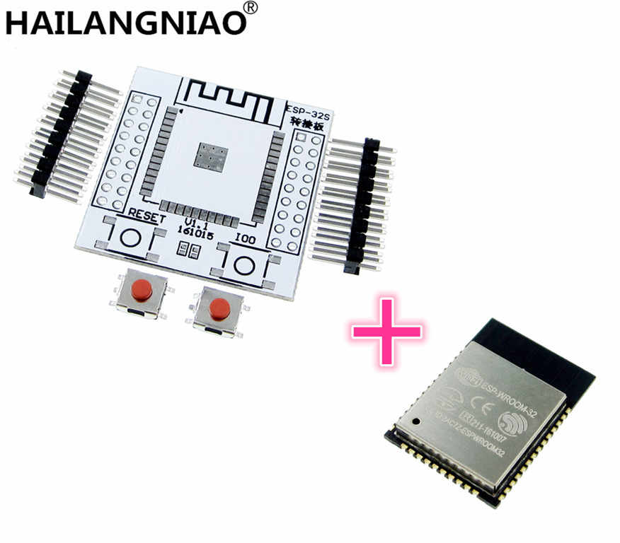 Detail Feedback Questions about ESP32 ESP 32 ESP32S IO Adapter Base