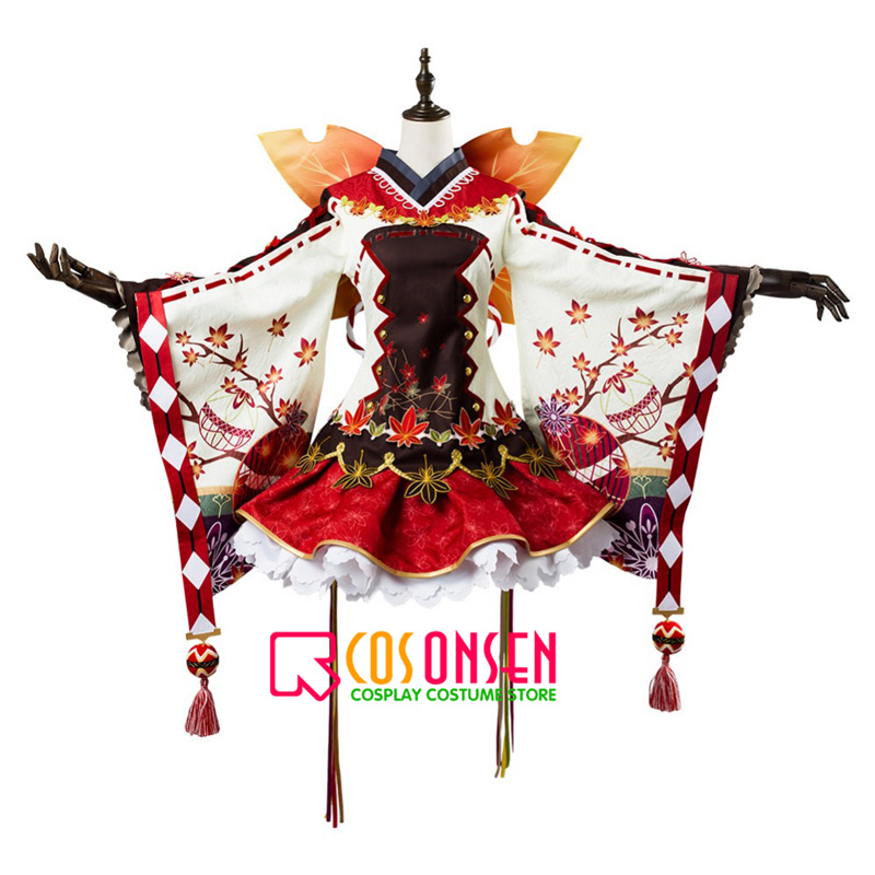 Love Live! Autumn Viewing Kurosawa Dia Cosplay Costume COSPLAYONSEN All Sizes Fancy Dress Costume