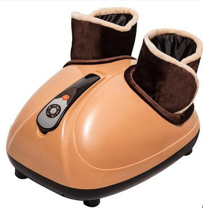 Heated foot machine foot massage device medialbranch electric foot massage foot instrument foot machine foot massage device medialbranch the leg foot massage tool air sac multifunctional send parents gift
