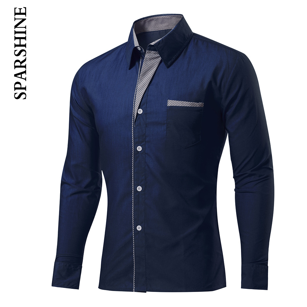 Online buy wholesale business shirt from china business for Bulk mens dress shirts