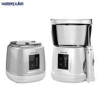 1000ml Waterpluse V700Plus Electric Oral Irrigator Water Jet Dental Flosser Oral Hygiene Teeth Cleaning for Adult 100 240V