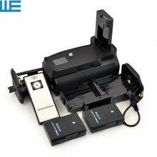 Батарейный блок+ ИК-пульт дистанционного управления+ 6 батареек AA Solt+ 2 батарейки EN-EL14 для Nikon D3100 D3200 D5300 MB-D31 MB-D32