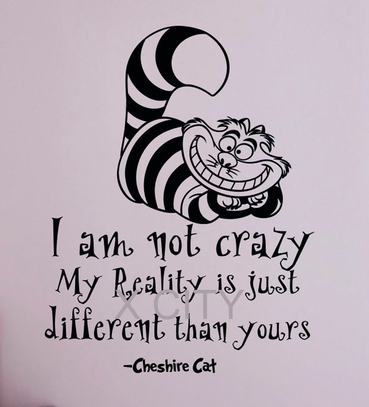 Cheshire Cat Alice In Wonderland Quotes: Online Get Cheap Cheshire Cat Decoration -Aliexpress.com