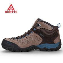 Humtto мужские зимние уличные походные треккинговые ботинки