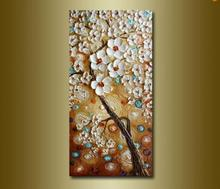 100% hand-painted abstract art oil painting vertical version the modern home decoration on canvas wall Abstract Art oil painting