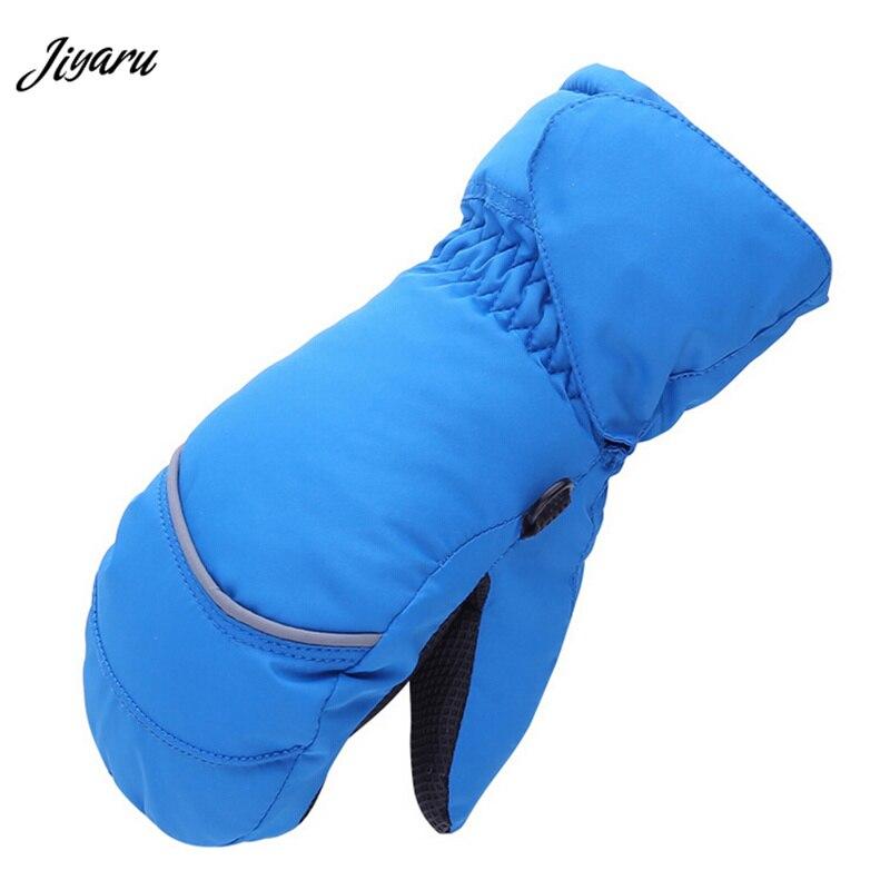 Hot Selling Baby Gloves Warm Winter Thickening Baby Mittens Boys Girls Children Mittens Snowboard Gloves Kids Winter Mittens