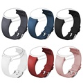 20mm Soft Silicone Replacement Sport Band for Samsung Gear S2 Classic Smart Fitness Watch(SM-R732)
