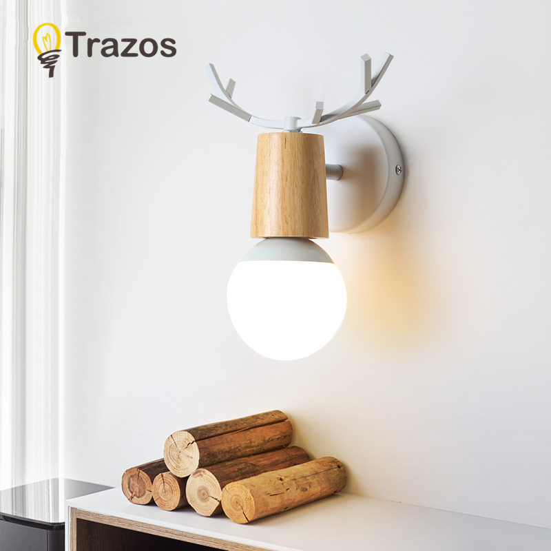 TRAZOS Modern LED Ceiling Lights For Corridor Small Round Wooden Ceiling Lamp Modern Square Luminaire Cuboid Wood Lightings simple style ceiling light wooden porch lamp square ceiling lamp modern single head decorative lamp for balcony corridor study