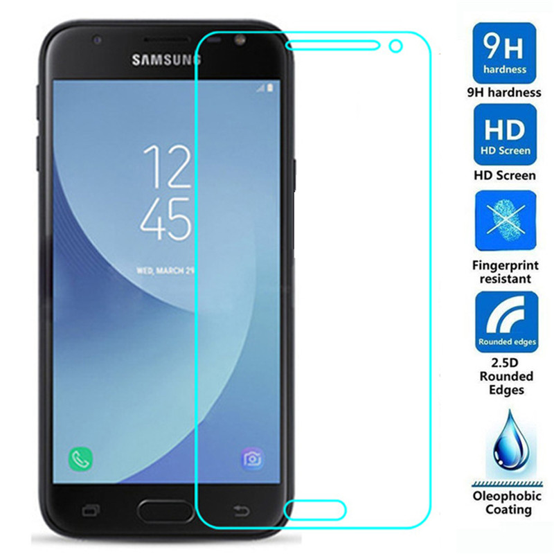 For <font><b>Samsung</b></font> <font><b>Galaxy</b></font> <font><b>J2</b></font> <font><b>2018</b></font> Tempered Glass For <font><b>Samsung</b></font> <font><b>Galaxy</b></font> <font><b>J2</b></font> <font><b>2018</b></font> <font><b>J250F</b></font> J250 <font><b>SM</b></font>-<font><b>J250F</b></font> Screen Protector Protective Flim Guard image