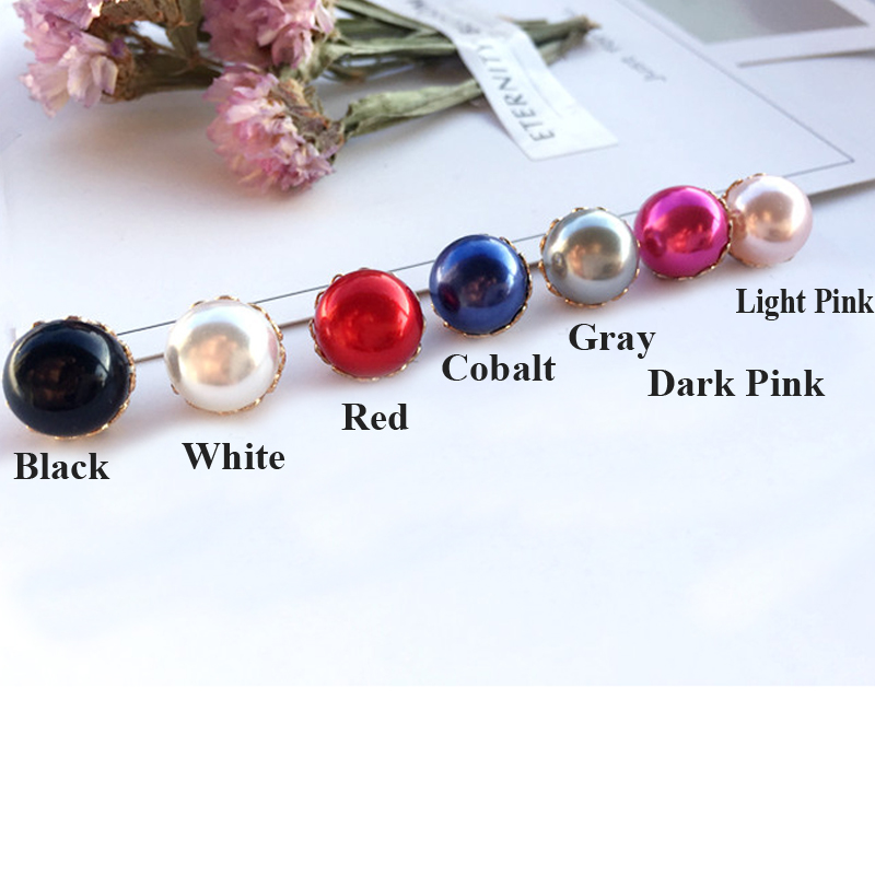 Diy Accessories High End Imitation Pearls Alloy Studded Glue On Disc Drill Deduction Rhinestones Accessories Flowers Home & Garden