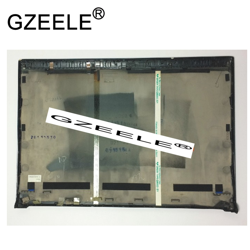 GZEELE New Laptop lcd Top cover for Toshiba Portege R830 R835 LCD Back Cover LCD Screen Laptop top case new laptop lcd back top cover for toshiba c640 c645 series touch screen laptop black b0684601k10 v000230110 notebook