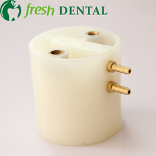 One PC dental water bottle cover dental chair unit white plastic transparent bottle cover dental product equipment SL-1312