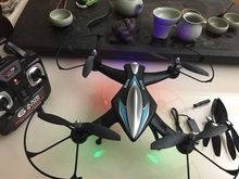 New design middle size 2 4Ghz 4ch font b RC b font drone with 2MP HD