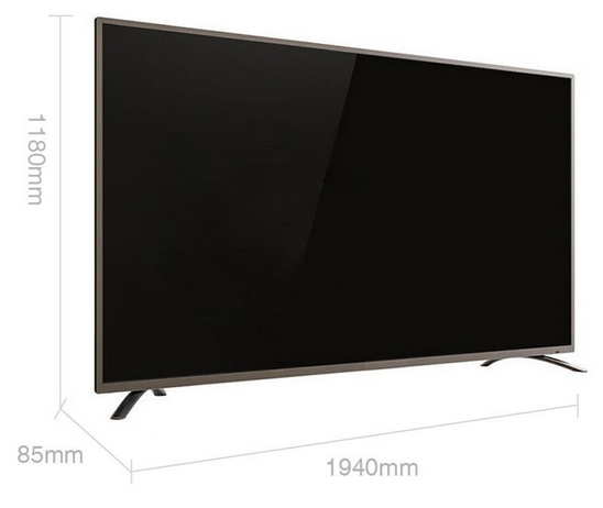 Tv-Display-Monitor Tv-Panel 90inch 4k Tv SMART 75 HDTV LED Full-Hd UHD 70 86 Ips