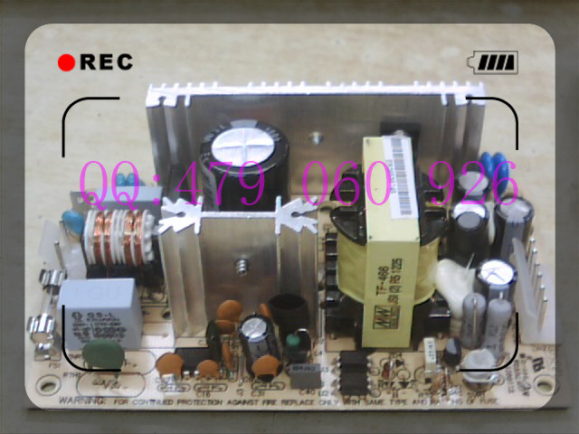 [JIYUAN] Meanwell bare board 65W switching power supply 24V2.7A PS 65 24 3PCS/LOT