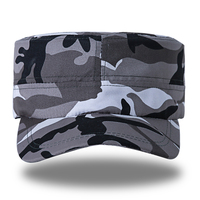 Outdoor Snow Camouflage Cap Visor Army Fan Peaked Cap Male CS Tactical Training Military Hat Cap