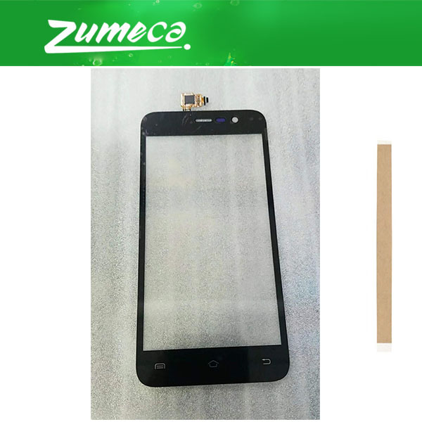 High Quality 4.7 inch For Ark Benefit M8 Touch Screen Digitizer Touch Panel Lens Glass Black White Color With Tape|Mobile Phone Touch Panel| |  - title=