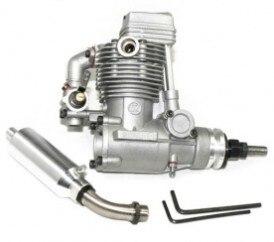 Asp 4 stroke fs52ar nitro engine for rc airplane-in Componenti e accessori da Giocattoli e hobby su  Gruppo 1