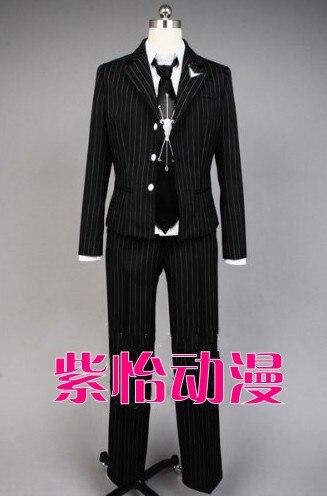 Danganronpa: Trigger Happy Havoc kuzuryuu fuyuhiko Cosplay Costume custom any size