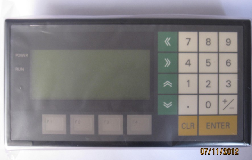 Original For Omron Touch Screen Hmi Nt11 Sf121b Ecv1 In Industrial