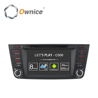 Ownice C500 Octa 8 Core Auto Dvd-speler voor Geely Emgrand GX7 EX7 X7 Android 6.0 Gps 2 din 2 GB RAM 32 GB ROM ondersteuning 4G DAB +