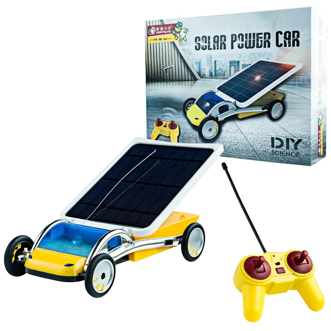 Surwish enfants jouet voiture expérience Science Kits éducatifs pour les enfants apprentissage des compétences scientifiques