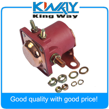 Free Shipping-New Red Color Solenoid Relay 12V Heavy Duty Fit for Ford Starter Car Truck – SW3 – SNL135