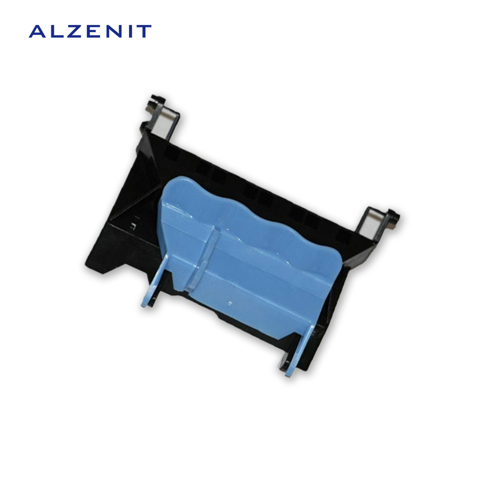 ALZENIT For HP DesignJet 500 510 800 OEM New Printhead Carriage Assembly Cover Upper Head Cover Plotter Printer Parts On Sale brand new inkjet printer spare parts konica 512 head board carriage board for sale