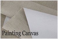 5m Linen Blend Primed Blank Canvas For artist Painting Coarse grained Oil Painting Canvas Linen Oil Painting Canvas