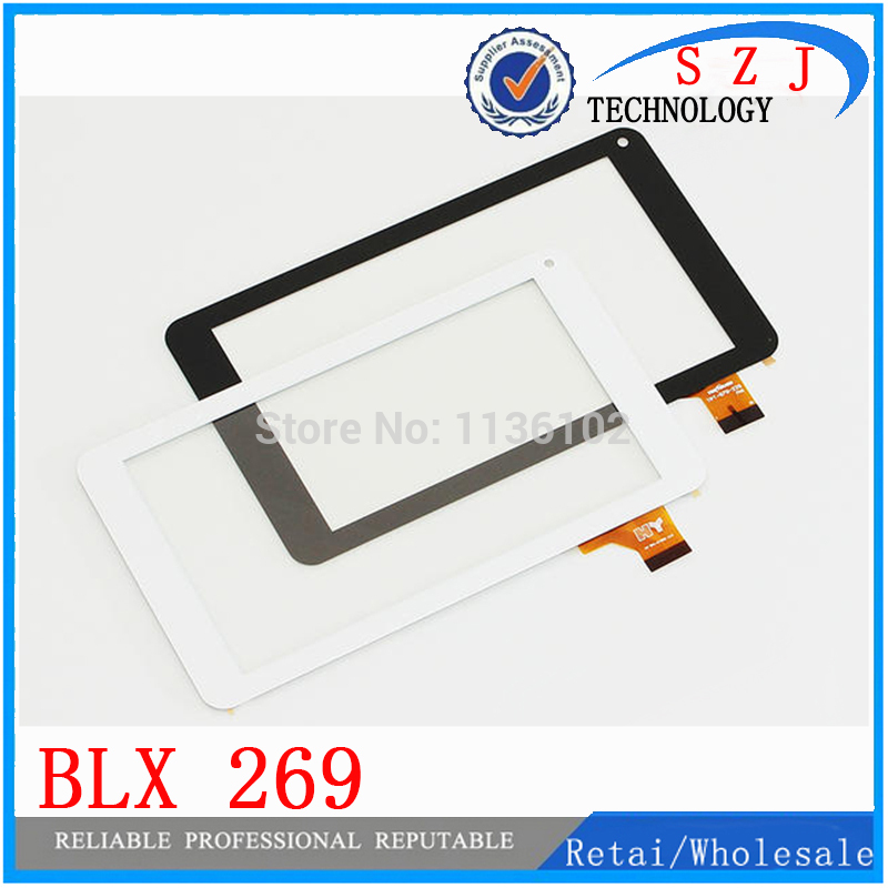 Original 7'' inch tablet pc BLX 269 tablet touch screen 30-pin external screen handwriting touch panel Free shipping 10Pcs/lot free shipping f wgj70515 v1 touchscreen touch screen handwriting external screen