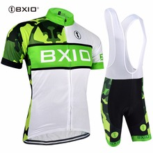 BXIO Pro Team велосипедные наборы Arrrival Байкерская одежда Maillot Ciclismo велосипедная гоночная одежда для верховой езды Камуфляжный цвет Джерси наборы 072