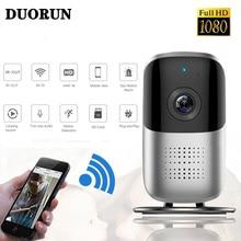 DUORUN Mini 1080P HD IP Camera Wifi Wireless Home Security Surveillance Camera Baby Monitor IR Night Vision Indoor CCTV Camera