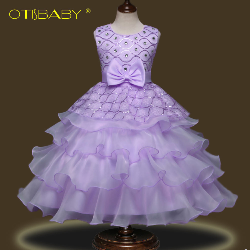 Flower <font><b>Girl</b></font> Crystal Diamond Princess <font><b>Dresses</b></font> <font><b>for</b></font> Teenagers Wedding Birthday Party <font><b>Dresses</b></font> <font><b>for</b></font> <font><b>Girls</b></font> 10 11 12 13 14 <font><b>15</b></font> <font><b>Years</b></font> <font><b>Old</b></font> image