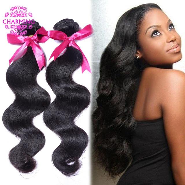 Brazilian Virgin Hair Body Wave Virgin Remy Hair Extensions Wowigs
