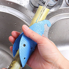 Multi-functional  Protect Hand Dirt Clean Brushes Easy Cleaning Tools