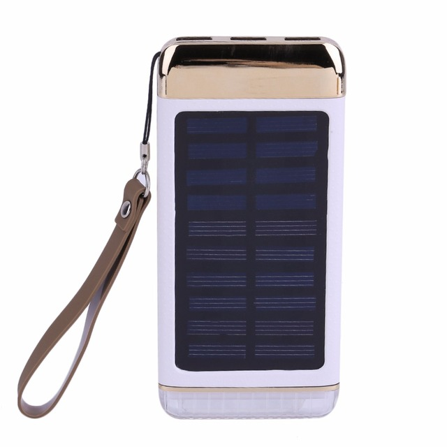 6000mah Creative Solar Power Charger Power Bank Portable Charging External Battery For iphone Huawei Mobile Phones