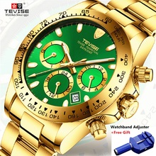 TEVISE Mens Watches Top Brand Luxury Wristwatches Automatic Watch Men Mechanical Casual Male Clock Relogio Masculino