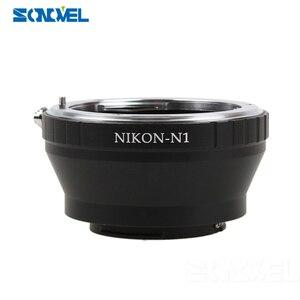 Image 5 - AI N1 Camera Lens Mount Adapter Ring Voor Nikon F Ai Lens Nikon 1 AW1 S1 J1 J2 J3 J4 j5 V1 V2 V3