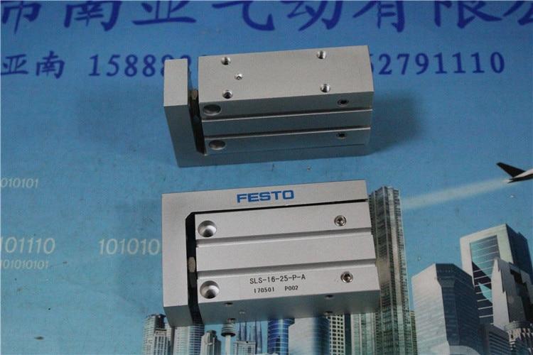 SLS-20-5-P-A SLS-20-10-P-A SLS-20-15-P-A SLS-20-20-P-A FESTO Slide cylinder Pneumatic components Pneumatic tools
