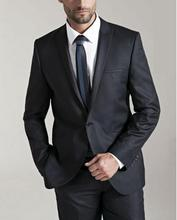 MS22 Wedding Suits For Men 2017 Custom Made Mens Blazer Jacket+Pants Men Slim Fit Wedding Business Formal Blazers