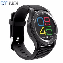 No. 1 G8 Freqüência Cardíaca Relógio Inteligente Bluetooth 4.0 Cartão SIM Pedômetro Monitor de Pressão Arterial de Pulso Inteligente Relógio Para iOS Android telefone