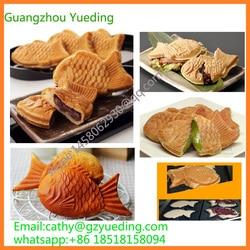 fish taiyaki maker/fish shaped waffle iron/ waffle cone machine