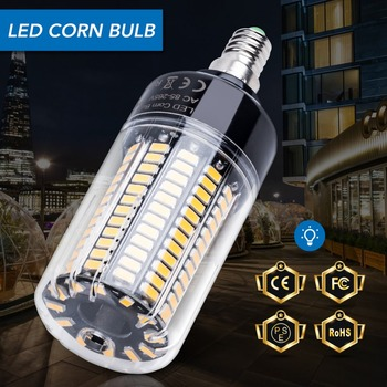 CanLing LED E27 Corn Bulb 220V Led Lamp E14 5736 No Flicker Energy Saving Light 110V Indoor 3.5W 5W 7W 9W 12W 15W 20W