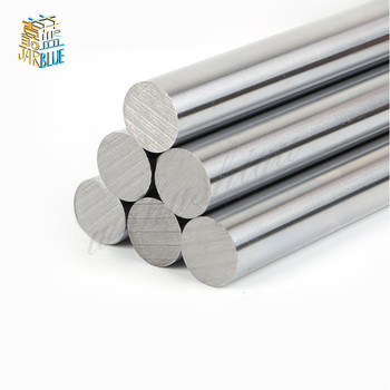 1PC 6mm 8mm 10mm 12mm 13mm 14mm 15mm 16mm OD Linear Shaft Length 100-800mm Cylinder Liner Rail for 3D Printer Axis CNC Parts optical axis od 8mm 10mm 12mm 2pcs linear shaft cylinder linear rail smooth round rod length 300mm 600mm for 3d printer parts