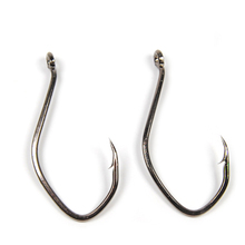 20Pcs High Carbon Steel Catfish hook Barbed Sea Fishing Hooks 4/0 6/0 8/0