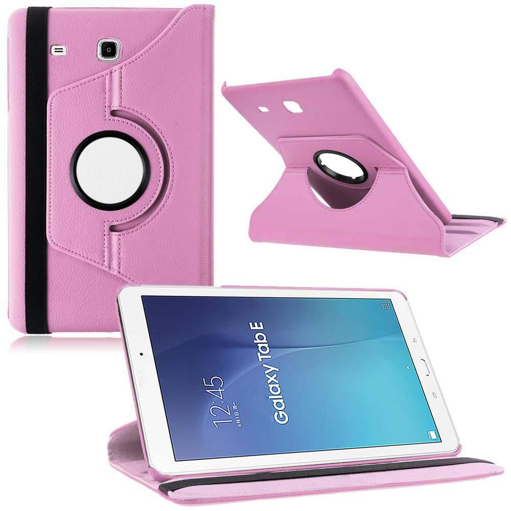 Hot 360 Rotated PU Leather Smart Case for 9.6