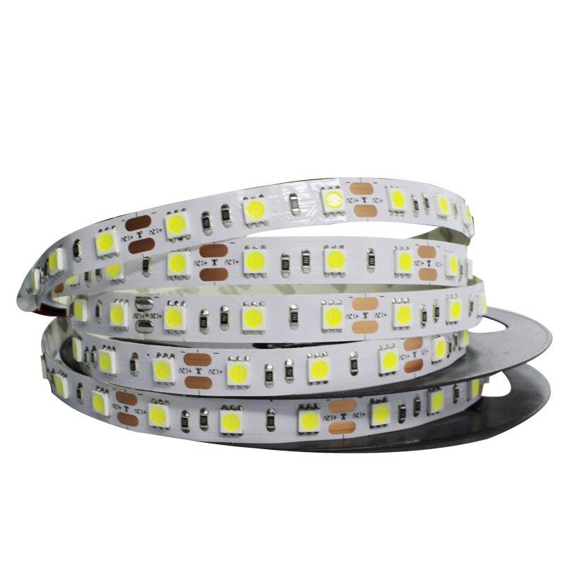 Super Bright 5050 Led Strip Dc12v 300led 60 Leds M