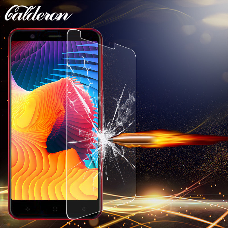 Protective Glass For Elephone P8 Screen Protector Phone Film For Elephone P8 Mini Glass P8000 S8 Cases Screen Protection Film